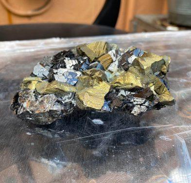 chalcopyrite stone