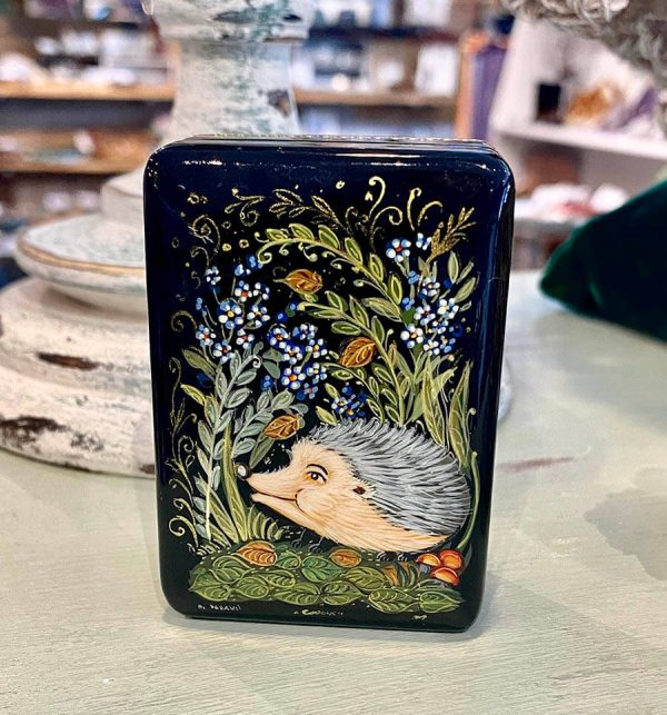 Russian Painted Box