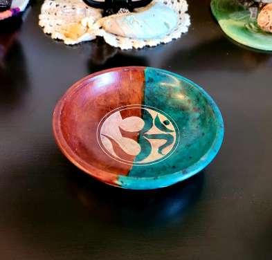 Soapstone Bowl